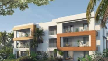 Appartements contemporains sur Pereybere